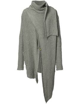 Oversized Wrap Cardigan by Daniel Andresen