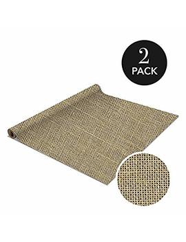 Self Adhesive Shelf Liner   2 Pack   Stingrey Mist Green by Simplify