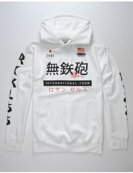 Young & Reckless Shibuya Mens Hoodie by Young & Reckless