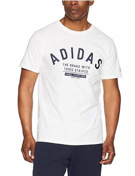 Adidas Mens Athletics Adi Lock Up Tee by Adidas