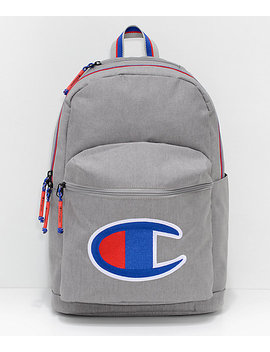 Champion Supercize Grey Backpack by Champion