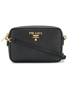Prada Saffiano Cross Body Baghome Women Prada Bags Messenger & Crossbody Bags by Prada