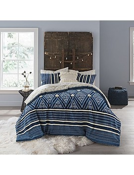 Anthology™ Henley Reversible Comforter Set by Bed Bath & Beyond