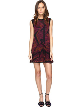 Colorful Geo Knit Dress by M Missoni
