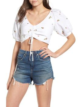 rodeo-crop-top by afrm