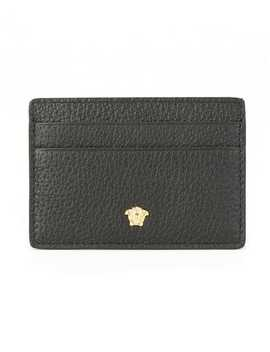 Versace Medusa Cardholderhome Men Versace Accessories Wallets & Billfolds by Versace