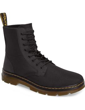 'combs' Plain Toe Boot by Dr. Martens