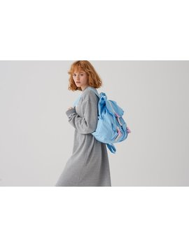 Lazy Oaf Frill Seeker Backpack by Lazy Oaf