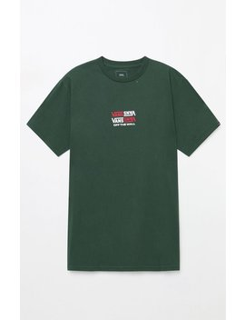 Drop Plus T Shirt by Vans