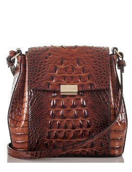 Brahmin Melbourne Collection Margo Cross Body Bag by Generic
