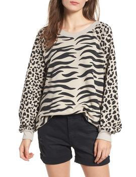 Easy Tiger Sommers Sweatshirt by Wildfox