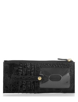Brahmin Melbourne Collection Crocodile Embossed Wallet by Generic