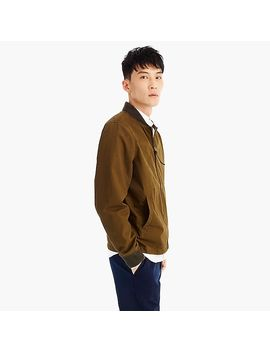 Relaxed Bomber Jacket by J.Crew