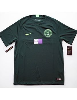 Nike Nigeria Away Jersey Kit 2018 Men World Cup S M L Xl 2 Xl Small Medium Large by Nike