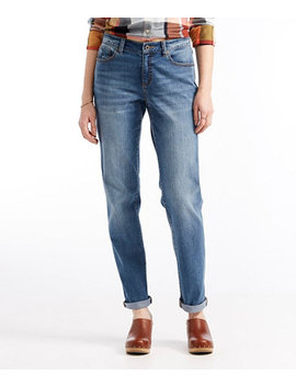 Signature Denim Boyfriend Jeans by L.L.Bean