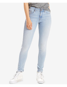 Mid Rise Skinny Jeans by Levi's