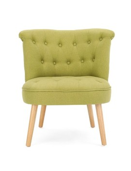 Cicely Tufted Accent Chair   Christopher Knight Home by Shop All Christopher Knight Home