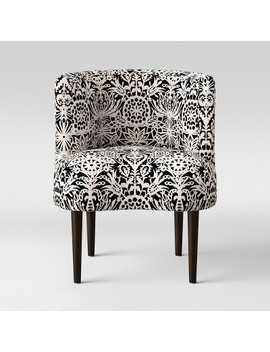Clary Curved Back Accent Chair   Opalhouse™ by Shop All Opalhouse™