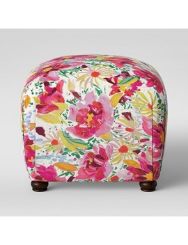 Poppy Ottoman   Opalhouse™ by Shop All Opalhouse™
