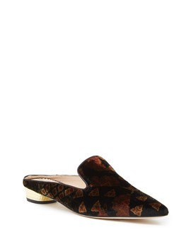 Augustine Patterned Mule Loafer by Sam Edelman