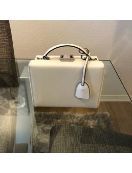Mark Cross Box Bag by Mark Cross