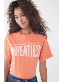 Wheaties Cropped Tee by Urban Outfitters