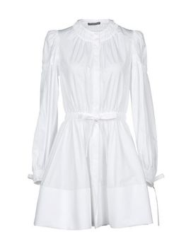 Alexander Mcqueen Shirt Dress   Dresses D by Alexander Mcqueen