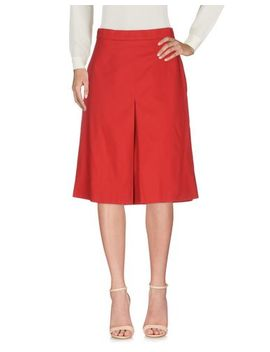Bottega Veneta Knee Length Skirt   Skirts D by Bottega Veneta