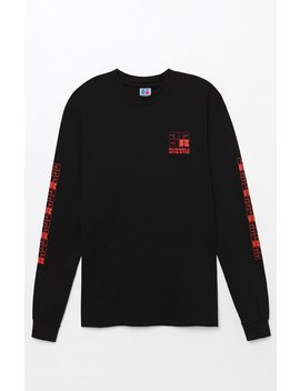 Eduardo Long Sleeve T Shirt by Russell Athletic