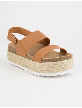 Dirty Laundry Peyton Espadrille Womens Platform Sandals by Dirty Laundry
