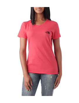 Ss Red Box Crew Tee by The North Face