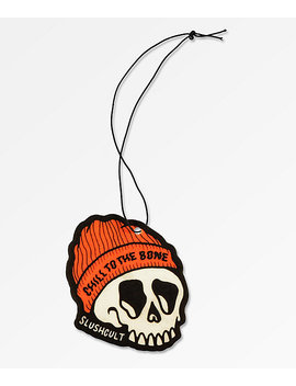 Sluchcult Chill To The Bone Air Freshener by Slushcult