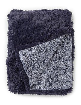 Shagalicious Lightweight Reversible Throw by Generic