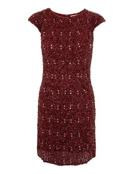 **Pica Dress By Lace & Beads by Topshop
