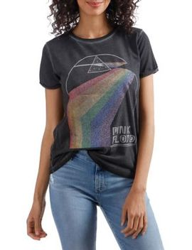 Pink Floyd Graphic Print Tee by Lucky Brand