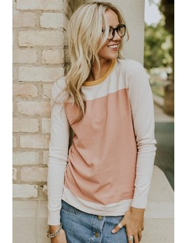 Bellevue Colorblock Pullover by Roolee