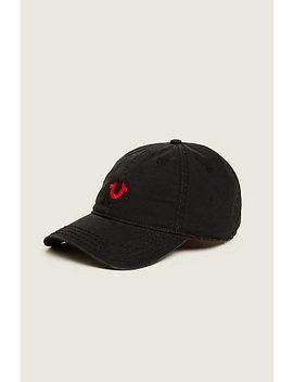 Core Logo Baseball Cap by True Religion