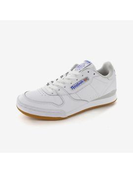 Reebok Phase 1 Mu White/Grey/Blue by Reebok