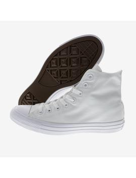 Chuck Taylor All Star Hi White by Converse