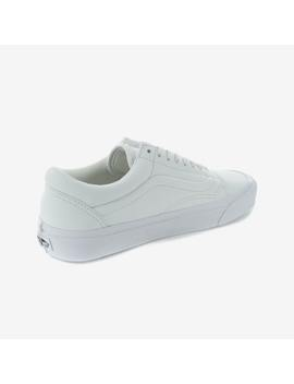 Vans Old Skool Mld White/White/White by Vans