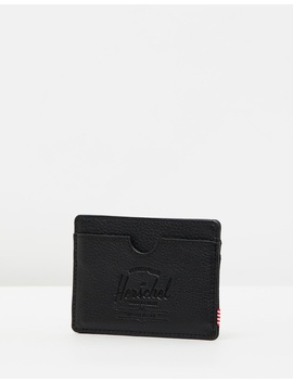 Charlie Leather by Herschel