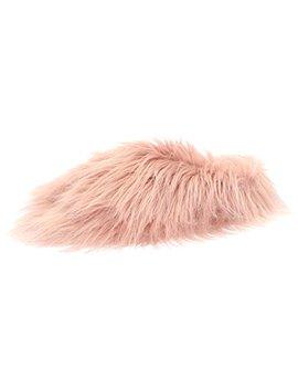 Steve Madden Women's Fuzzy Slipper by Steve+Madden