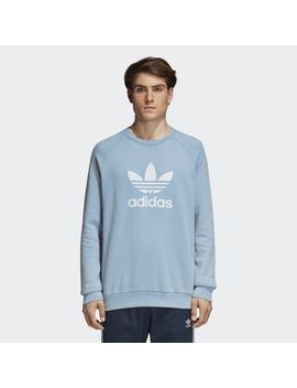 Trefoil Warm Up Sweatshirt by Adidas