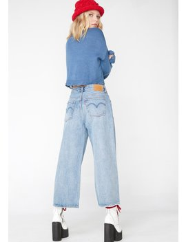 High Water Wide Leg by Levis