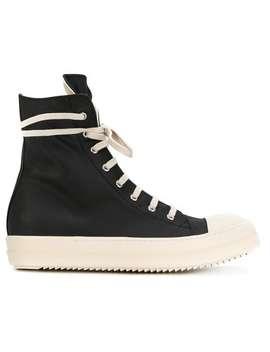 Rick Owens Drkshdw Klassische High Top Sneakers Home Herren Rick Owens Drkshdw Schuhe High Top Sneakers by Rick Owens Drkshdw