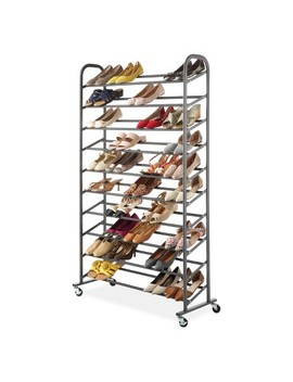Shoe Rack Gunmetal   Room Essentials™ by Shop All Room Essentials™
