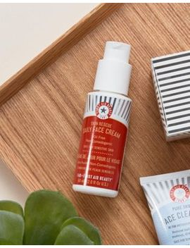 First Aid Beauty Skin Rescue Daily Face Cream by First Aid Beauty