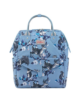 Badgers And Friends Frame Backpack by Cath Kidston