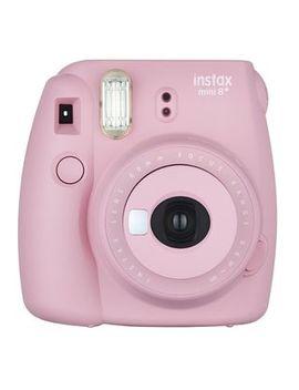 Fujifilm Instax Mini 8 Plus (Strawberry) Instant Camera by Fujifilm