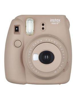 Fujifilm Instax Mini 8 Plus (Cocoa) Instant Camera by Fujifilm